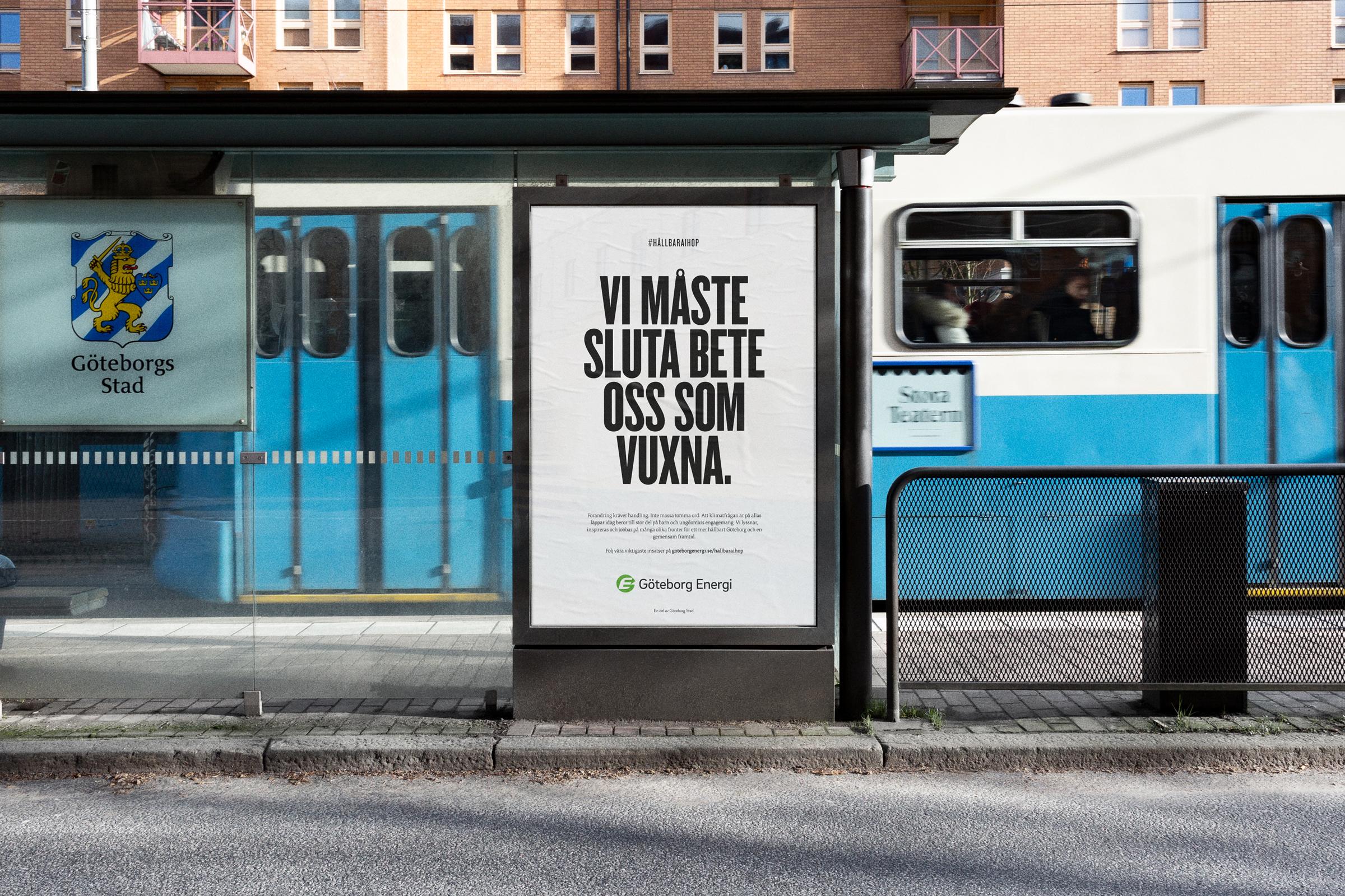 Göteborg Energi Utomhus